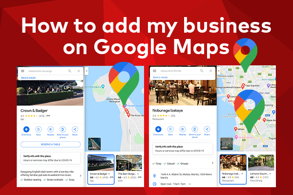 9 Proven Steps to Add Your Business on Google Maps