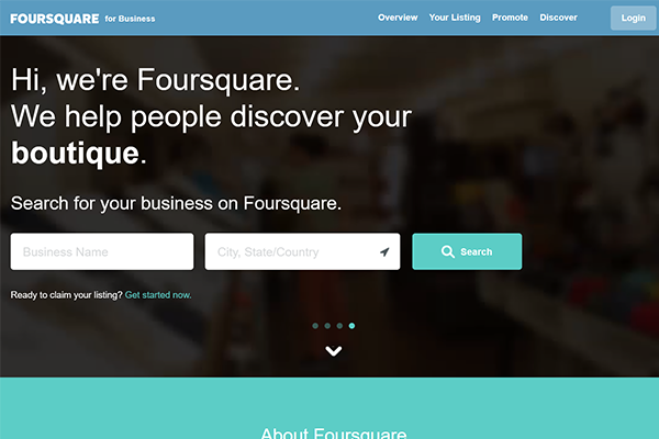 5 Proven Steps to Add Your Business on Foursquare