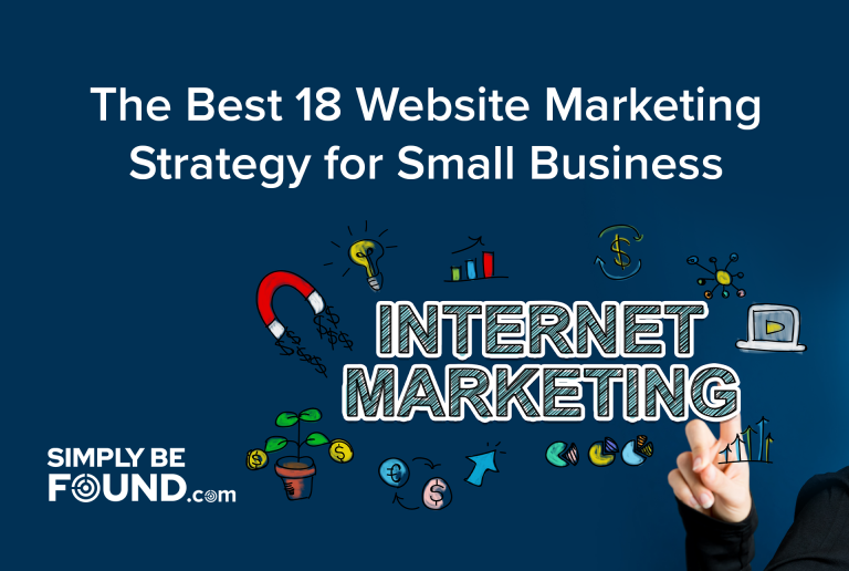 The Best 18 Website Marketing Strategy for Small Business