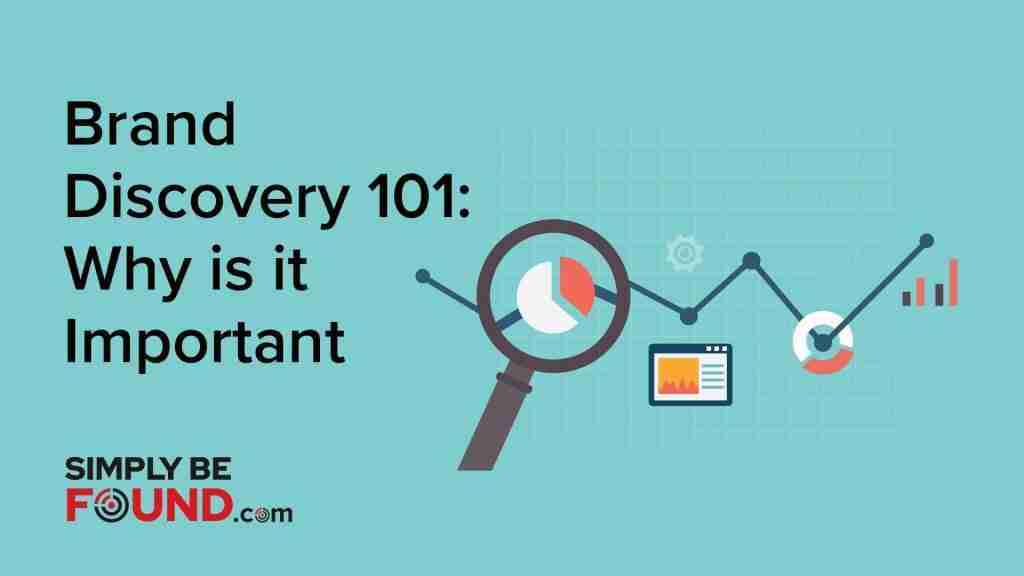 Brand Discover 101