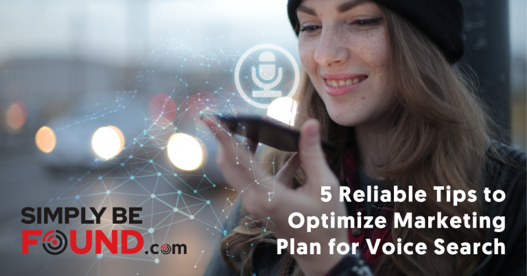 5 Reliable Tips to Optimize Marketing Plan for Voice Search