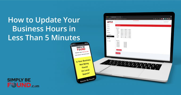 How to Update Your Business Hours in Less than 5 Mins